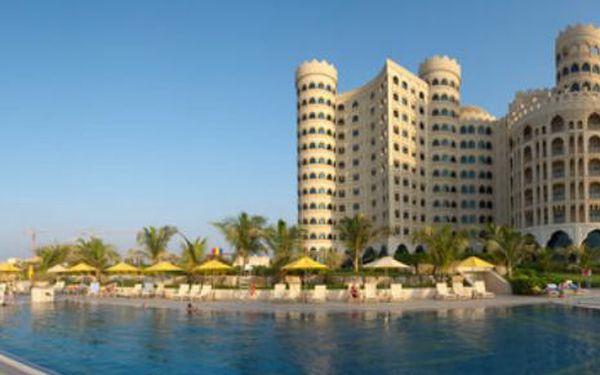 Spojené arabské emiráty letecky, oblast Ras Al Khaimah, all Inclusive, ubytování v 4* hotelu na 8 dní. Garance kvality Invia.cz.