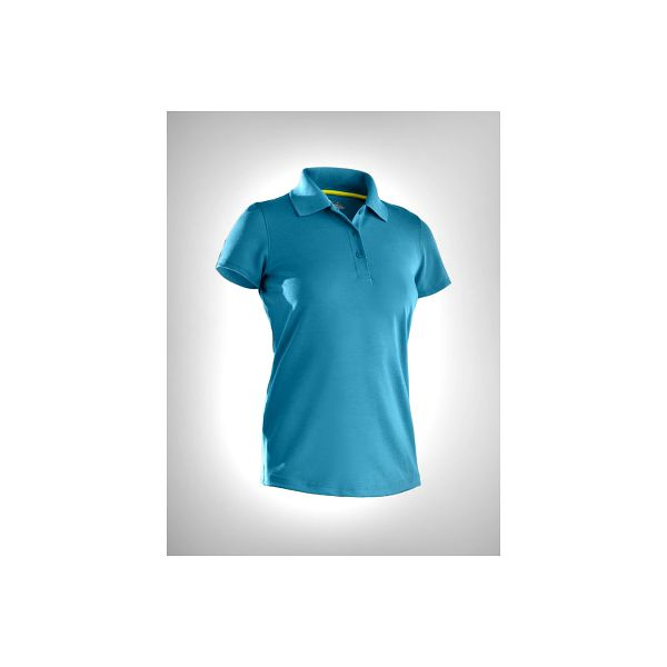 Tričko Under Armour HG SS Core Solid Polo Women