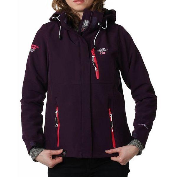 Dámská tmavě fialová bunda Geographical Norway