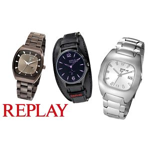 Dámské a pánské hodinky Replay