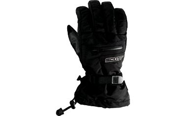Scott Glove Groomer Black M