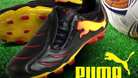 Pánské kožené kopačky Puma Power Cat