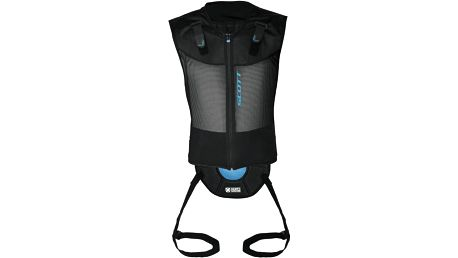 Scott Vest Protector M's X Active black/blue M