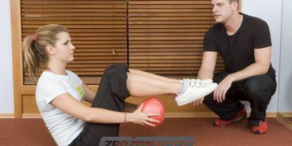 Overball 26 cm - měkký míč Vám pomůže vykouzlit dokonalé tělo!