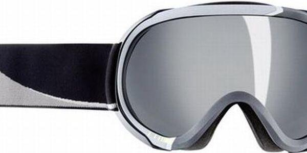 Uvex G.GL 7 Pro black/grey dl/litemirror silver