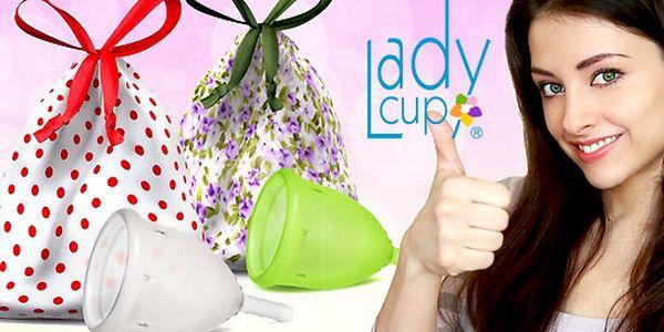 Menstruační kalíšky LadyCup