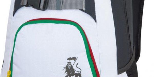 Dakine Explorer 26L Rasta - vhodný společník do školy, práce nebo na sport