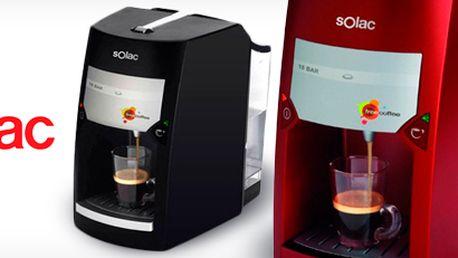 Kvalitní kávovar Espresso Solac CE: lahodná káva u vás doma nebo v kanceláři