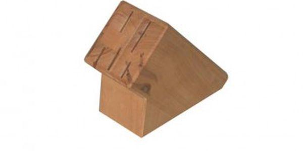 Blok na nože dřevěný Sharp-line FISSLER FS-8207881