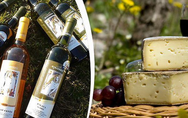 6 vín z Rodinného vinařství Herzánovi