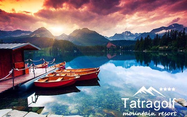 Vysoké Tatry – 4* apartmány a slevy do termálů a na wellness