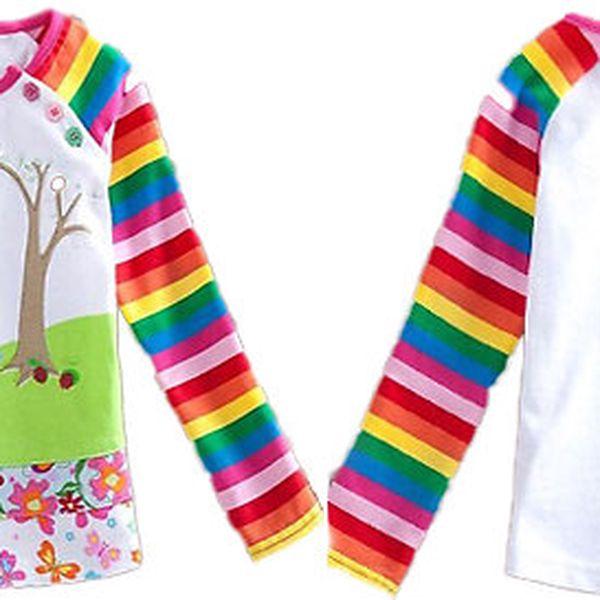 Rozveselte jaro s originálním dětským tričkem Nova Kids!