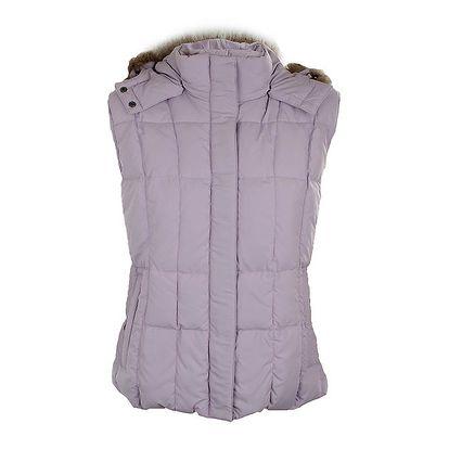 Dámská fialová prošívaná vesta Northland Professional