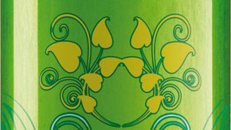 Vysoce odolná, takřka nerozbitná, hliníková láhev SIGG Green Dreams