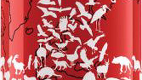 Vysoce odolná, takřka nerozbitná, hliníková láhev SIGG Save the Environment 0.6l