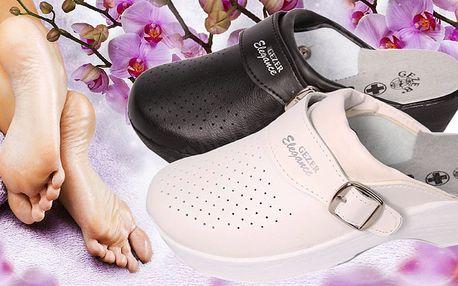 Dámské BIO pantofle - 2 barvy