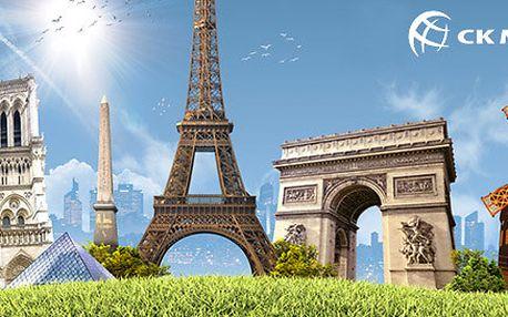 Víkendový zájezd do svěží jarní Paříže