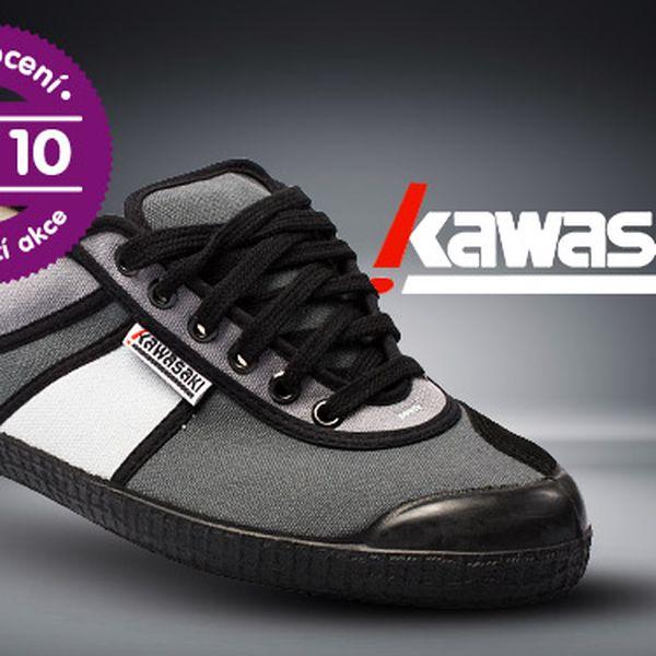 Pánské značkové tenisky Kawasaki