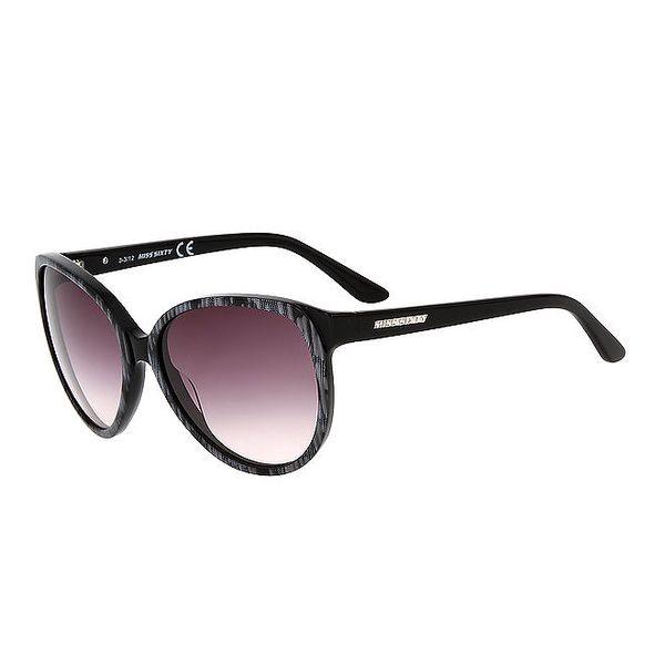 Dámské černé sluneční brýle Miss Sixty