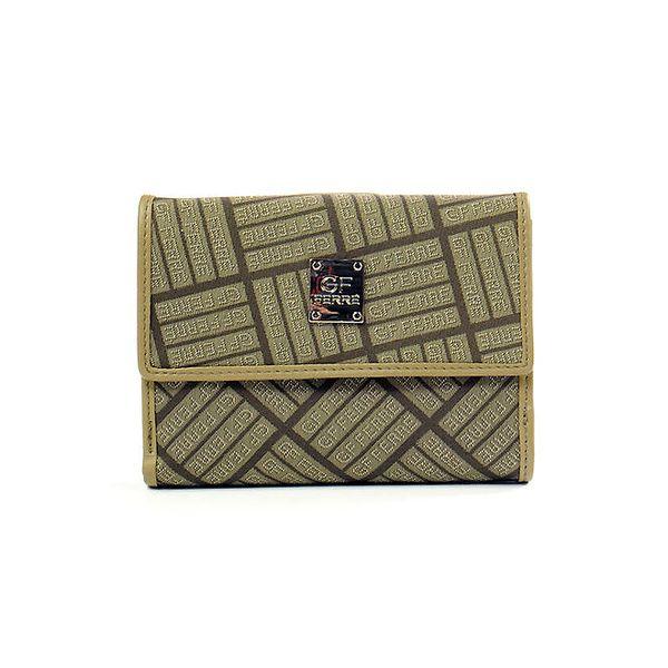 Dámská zelená peněženka Gianfranco Ferré