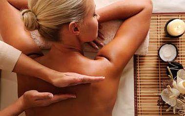 Indická antistresová masáž hlavy nebo masáž zad a šíje | Relax Paradise