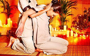 Thajská olejová masáž | Relax a Beauty