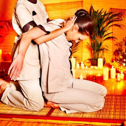 Thajská masáž celého těla | Emmi Thai