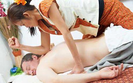 Klasická thajská masáž | Thajský ráj - Václavské náměstí