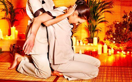 Thajská masáž nohou | Masáže Dana