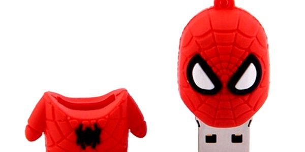 USB Flash disk 8GB spiderman