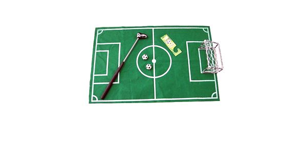 Fotbal na wc - zkraťte si čekání hraním fotbalu