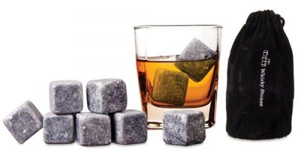 Whisky kameny (9ks) udělají radost každému muži!