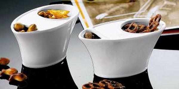 Praktická originální miska na oříšky