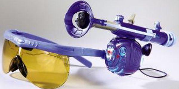 Dětské špionské brýle s odposlechem