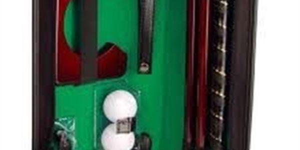 Luxusní sada Golf do kanceláře, ideální dárek nejen pro hráče golfu