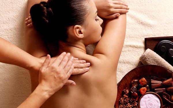 Shiatsu - japonská masáž | Zemědary - denní lázně