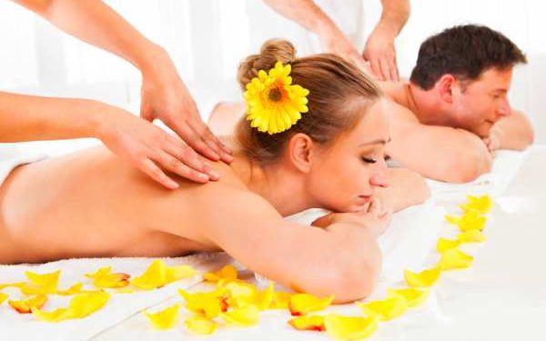 Párová Thajská masáž aromatickými oleji + sauna | Lotus Spa
