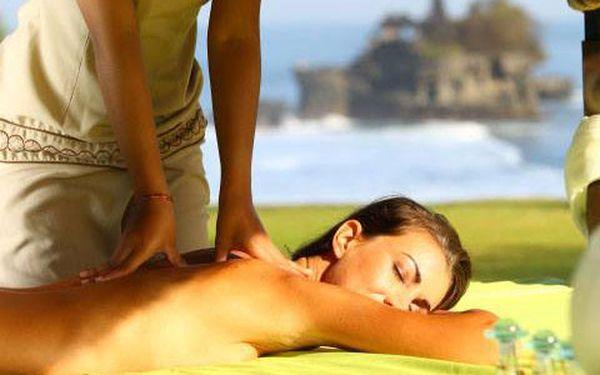 Bali masáž | Bali masáže ve studiu Oasis CITY