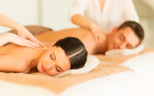 Partnerská relaxační masáž u Vás doma | Masáže DáJa - mobilní maséři