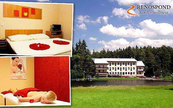 3denní wellness pobyt v hotelu Renospond pro dvě osoby