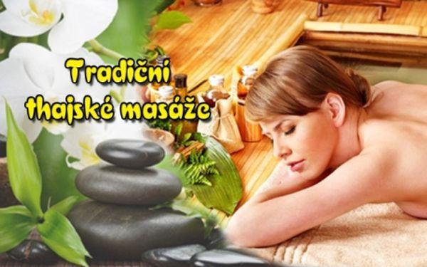 60/90 min. THAJSKÉ MASÁŽE: klasická nebo olejová od rodilých Thajek! Odměňte své tělo za námahu a dopřejte si relaxaci a uvolnění ve studiu Grand Estetic na P-3!!!!