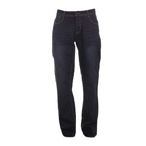 Pánské džíny v tmavě modré barvě Authority