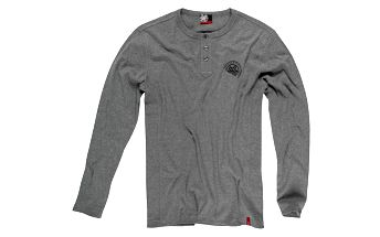 SAM 73 Pánské tričko MT 353 405M - šedý melír