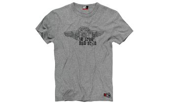 SAM 73 Pánské tričko MT 355 405M - šedý melír