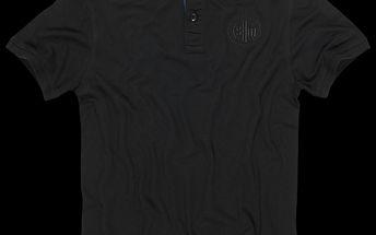 SAM 73 Pánské tričko MT 345 500 - černá
