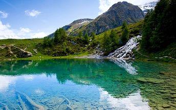 Dovolená v rakouských Alpách pro DVA přes celé léto