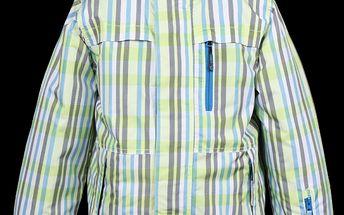 Sportovní chlapecká bunda SAM 73 BB 23 320 s kapucí