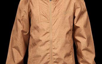 SAM 73 Dívčí bunda GB 21 310 - okrová tmavá