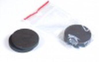 Magnetické zapínání kryté průměr 25mm
