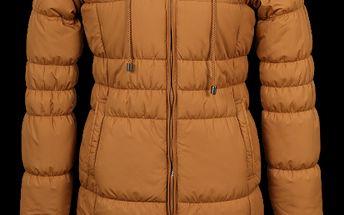 SAM 73 Dámský kabát WB 208 310 - okrová tmavá